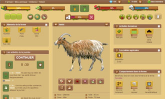 Farmzer - Take care of your farm animals