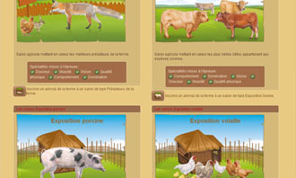 Farmzer - The agricultural fairs